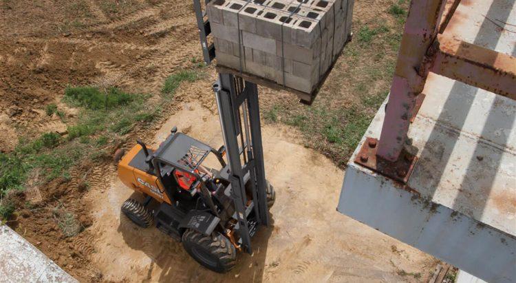 CASE 588H Forklift