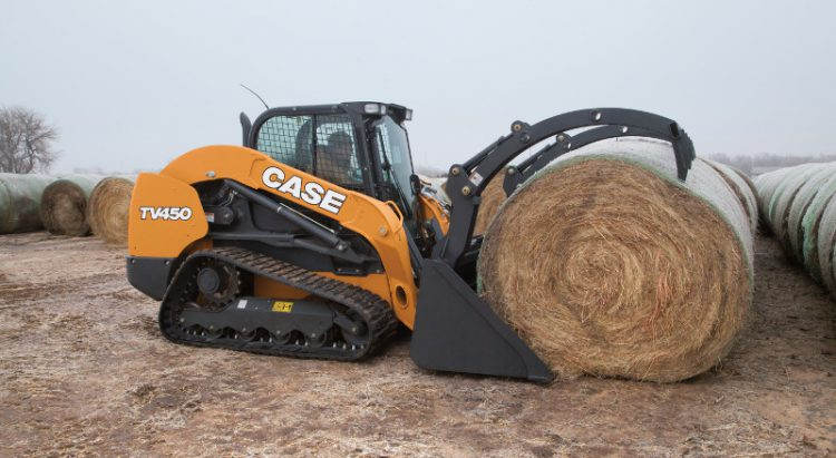 CASE TV450 Compact Track Loader