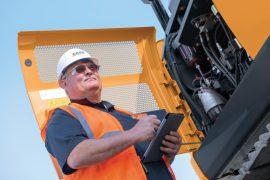 CASE Regular Maintenance Checklist