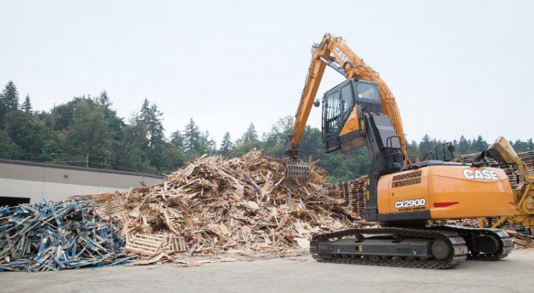 CASE CX290D Excavator