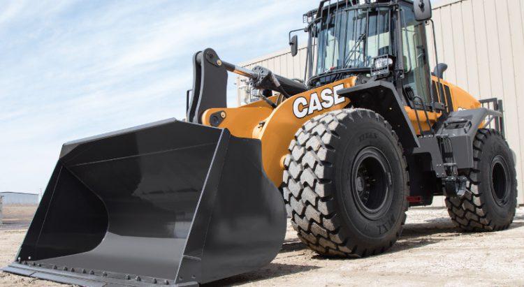 CASE 821G Wheel Loader