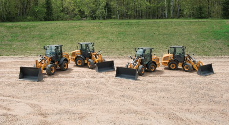 CASE F Series Compact Wheel Loaders