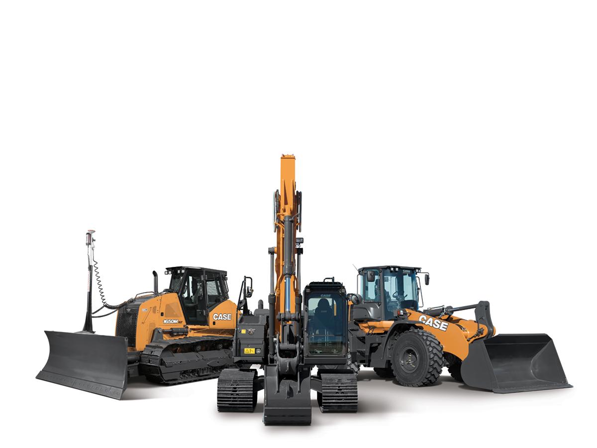 CASE Heavy Equipment Group