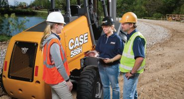 Contractor's Machinery, Inc. provides training and support to our team members