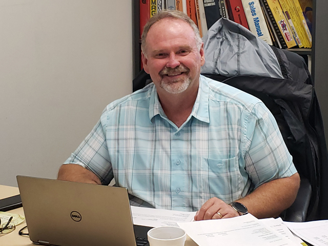 Doug Deford, Contractor's Machinery Sales-Knoxville