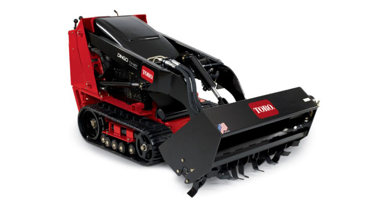 TORO Dingo TX 427 Wide Track