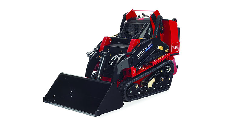 TORO Dingo TX 1000 Narrow Track