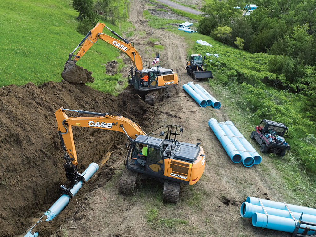 Contractor's Machinery is happy to rent our equipment to licensed contractors.